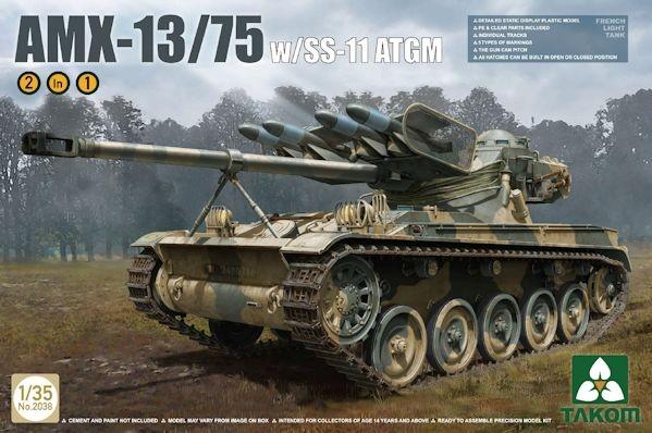 AMX 13/90 TAKOM Takom203_chmq